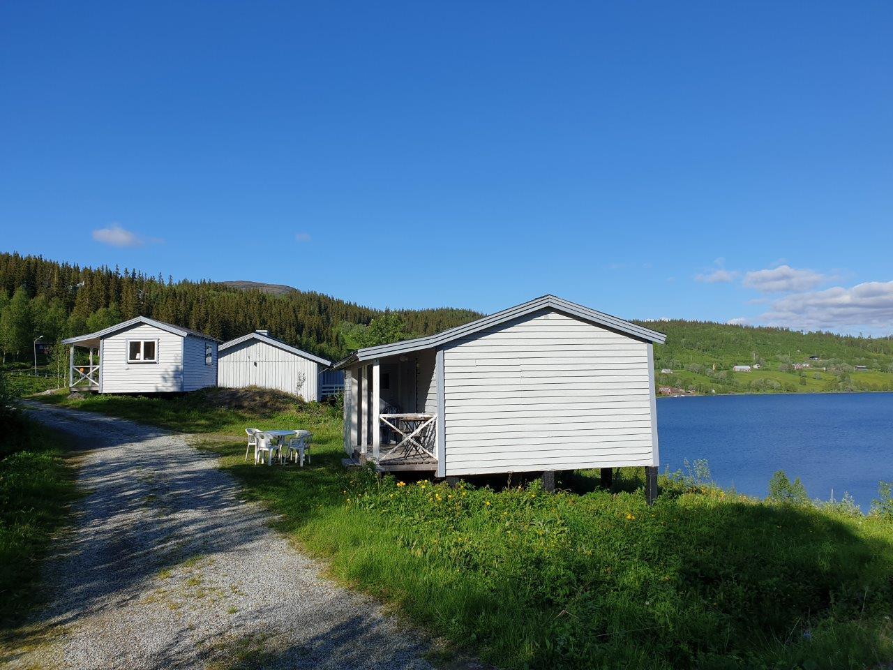 Boende i Blåsjön