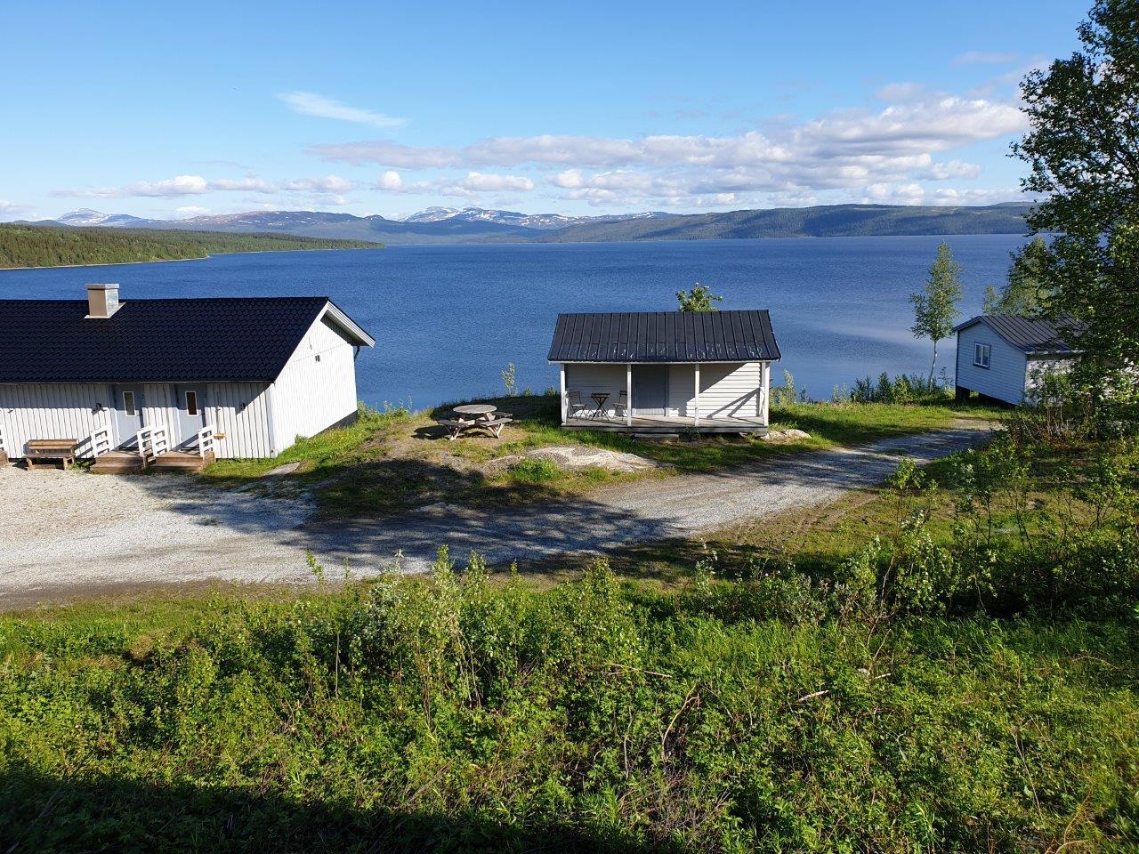 Boende i Stora Blåsjön